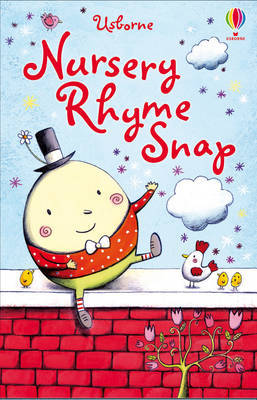 Nursery Rhyme Snap (Usborne Snap)