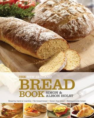 The New Zealand Bread Book