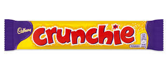 Large crunchie