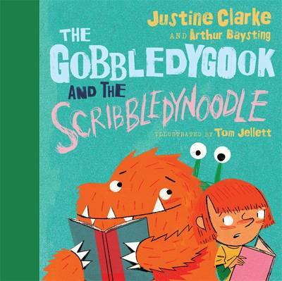 The Gobbledygook and the Scribbledynoodle (HB)
