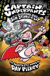 The Sensational Saga of Sir Stinks-A-Lot (Captain Underpants #12 HB)