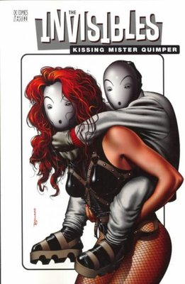 The Invisibles: Kissing Mister Quimper