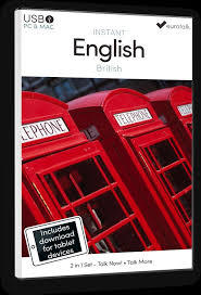 Instant English British CDROM