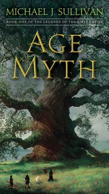 Age of Myth: Book 1-Legends First Empire
