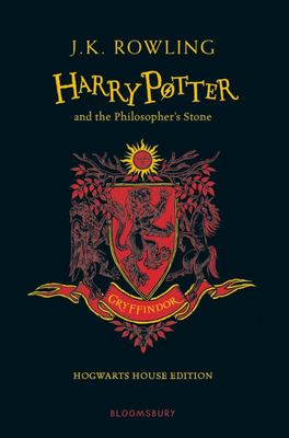 Harry Potter and the Philosopher's Stone (#1 Harry Potter Gryffindor Edition HB)