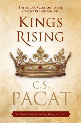 King's Rising (Captive Prince Trilogy #3)