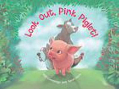 Look Out Pink Piglet (PB)