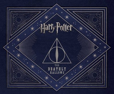 Harry Potter: Deathly Hallows Deluxe Stationery Set