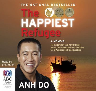 The Happiest Refugee (CD)