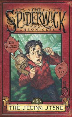 The Seeing Stone (Spiderwick #2)