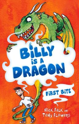 First Bite (Billy is a Dragon #1)