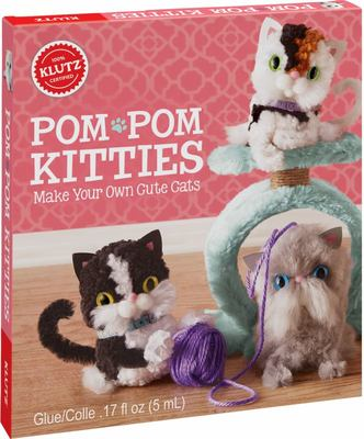 Pom-Pom Kitties (Klutz)