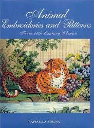 Animal Embroideries & Patterns