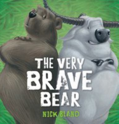 The Very Brave Bear