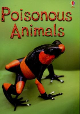 Poisonous Animals (Usborne Beginners)