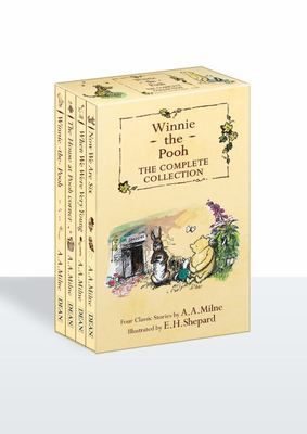 Winnie the Pooh: The Complete Collection (Box Set)
