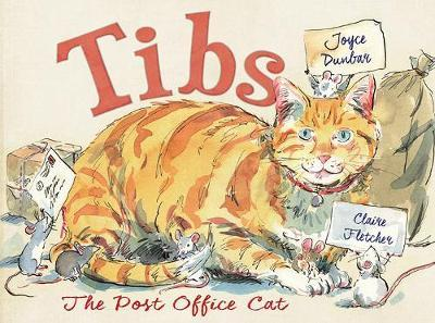 Tibs the Post Office Cat (HB)