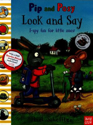 Look and Say (Pip and Posy)