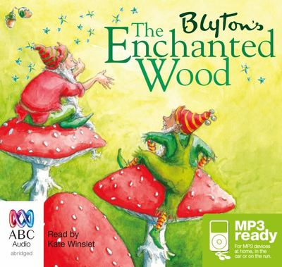 Enchanted Wood (Magic Faraway Tree #1 MP3 CD)