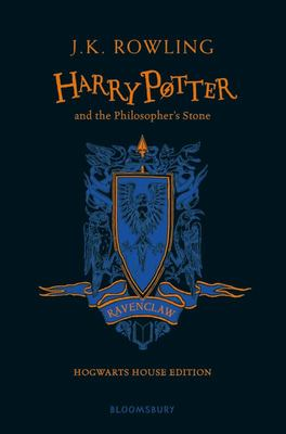Harry Potter and the Philosopher's Stone (Ravenclaw Edition #1 HB)