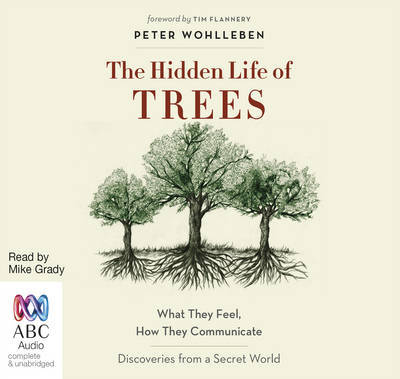 Wohlleben / The Hidden Life of Trees (Audio CD)