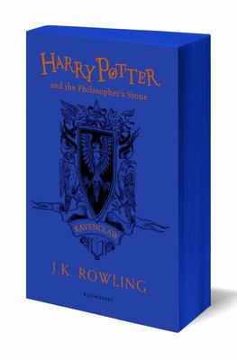 Harry Potter and the Philosopher's Stone (#1 Ravenclaw Ed PB)