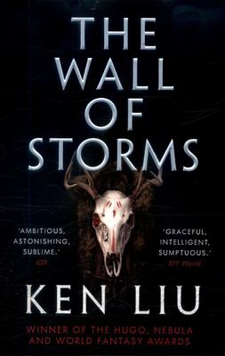 The Wall of Storms (Dandelion Dynasty #2)
