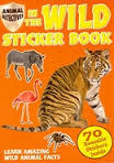 Animal Detective Sticker Book: In The Wild Sticker Book