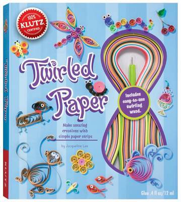 Twirled Paper Revised