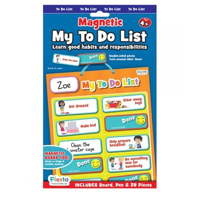 Magnetic My To Do List