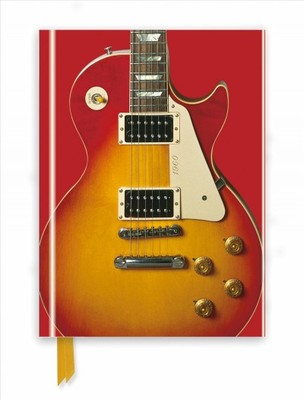 Gibson Les Paul Guitar, Red (Foiled Journal)