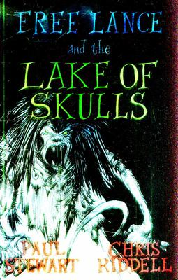 Free Lance and the Lake of Skulls (Free Lance #1) (Dyslexia Friendly)