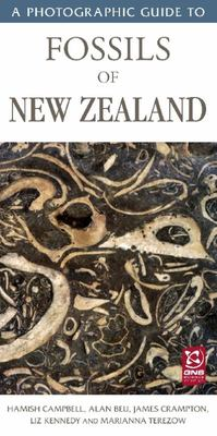 A Photographic Guide to Fossils of New Zealand
