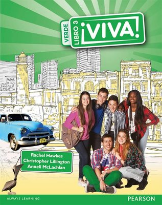 Viva 3 Verde Pupil Book