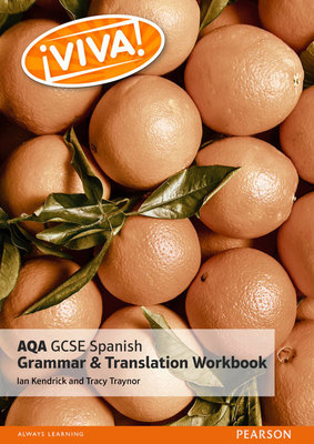 Viva! AQA GCSE Spanish Grammar and Translation Workbook