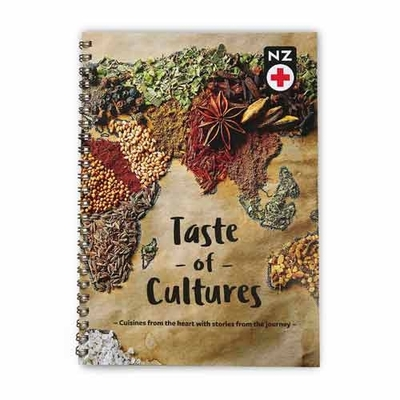 Taste  of Cultures; Cuisines from the heart with stories from the journey