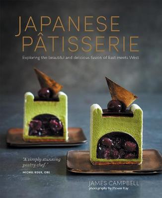 Japanese Patisserie - Exploring the beautiful and delicious fusion of East meets West