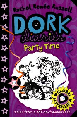 Party Time (#2 Dork Diaries)
