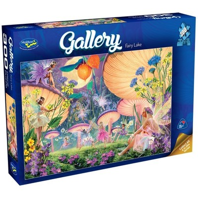 GalleryBox Puzzle Fairy Lake 300 pc