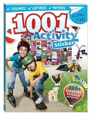 1001 Awesome Activity Stickers