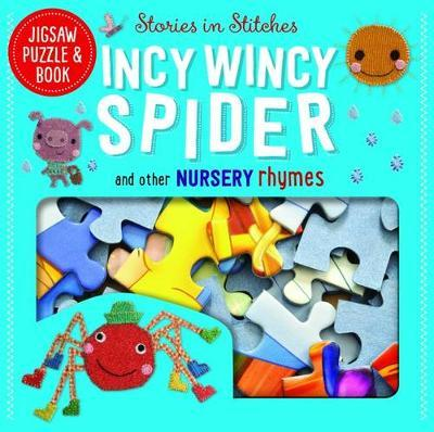 Incy Wincy Spider Jigsaw and Book