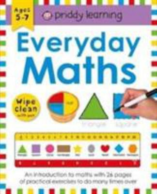 Everyday Maths (Wipe Clean Workbook)
