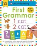 First Grammar (Wipe Clean Workbook)
