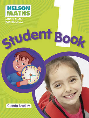 Nelson Maths Australian Curriculum Year 1 Student Book