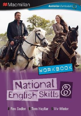 National English Skills 8 Workbook - United