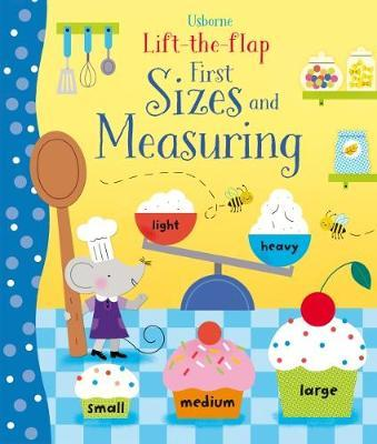 First Sizes and Measuring (Lift-the-Flap)