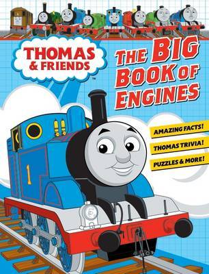 The Big Book of Engines (Thomas the Tank Engine)