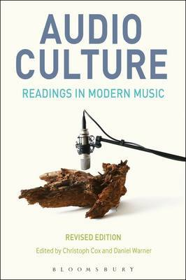 Audio Culture - Readings in Modern Music