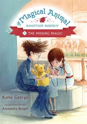 Missing Magic (Magical Animal Adoption Agency #3)