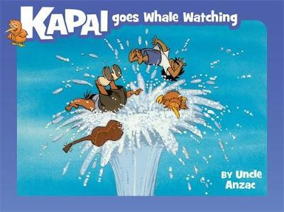 Kapai Goes Whale Watching